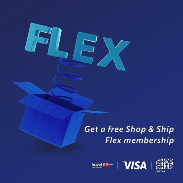 Free FLEX membership when using TravelezPlus Visa card.